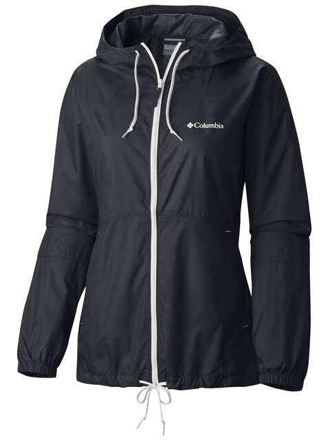 Columbia Flash Forward Windbreaker Jacket Women black